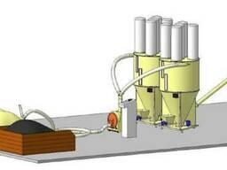 Линии по производству комбикорма, (комбикормовый мини-завод)