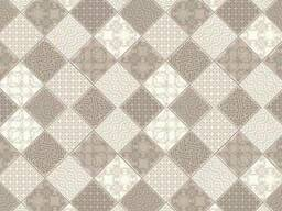 Линолеум Juteks (Ютекс) Стронг Плюс Chess 909L
