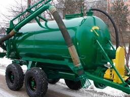 Liquid Organic Fertilizers Applying Machine RJT-4М