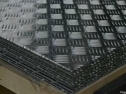 Лист алюминия рифленый 1,5-2мм с доставкой.