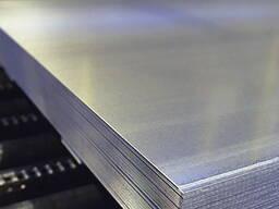 Лист нержавеющий AISI 304, толщина 0, 5 - 8 мм (Доставка)