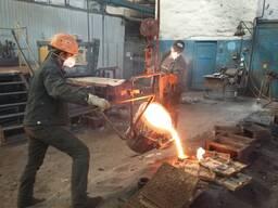 Литьё нержавеющих, жаропрочных, углеродистых сталей и чугуна