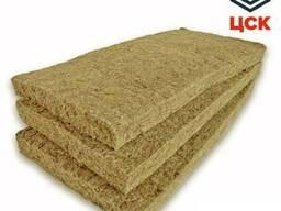 Льняные плиты теплоизоляционные Акотерм Флакс 1000*600*100 м