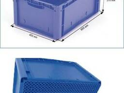 Лотки пластиковые для хранения и транспортировки