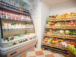 Магазин продуктов питания у дома, 18 кв. м.