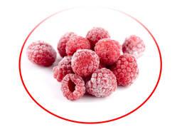 Малина замороженная 1 сорт/Frozen raspberries 1 grade