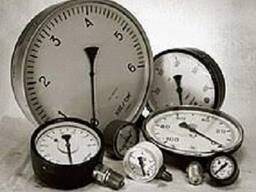 Манометры / Термометры / Госповерка