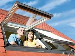 Мансардное окно для вашей крыши дома
