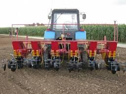 Машина для посадки лука севка (чеснока) МПЛС