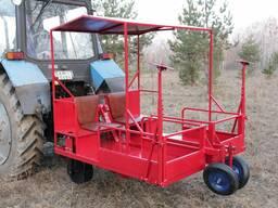 Машина для посадки саженцев