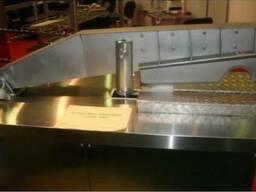 Машина для разрубки голов МРГ-100 из нержавеющей стали