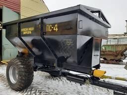 Машина для внесения минеральных удобрений