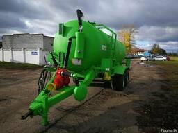 Машина для внесения жидких органических удобрений МВЖУ-12