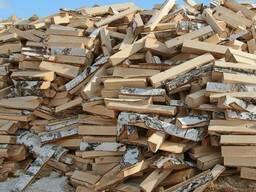 Машина дров 4 куба с доставкой. Колотые дрова
