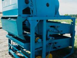 Машина первичной очистки зерна ЗВС-20А