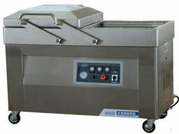 Машина вакуумной упаковки Hualian Machinery DZQ-510/2SA (нержавеющая сталь, газ)