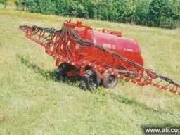 Машина для внесения жидких минеральных удобрений АПЖ-12