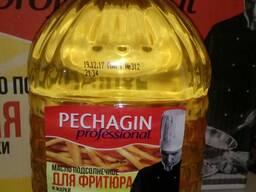 Масло для фритюра и жарки Pechagin Professional 5 л
