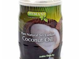 Масло кокосовое Hemani 400 мл