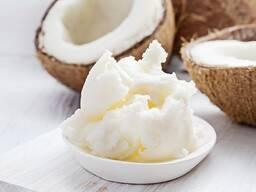 Масло кокосовое раф дез отбеленное