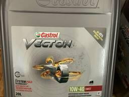 Масло моторное Castrol (Кастрол)