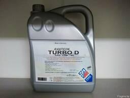 Масло моторное полусинтетическое Aviaticon 10w40, 20 литров
