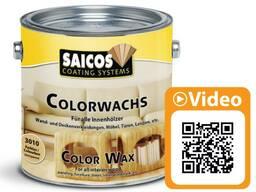 Цветной декоративный воск Color Wax - 0, 375