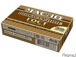 Масло шоколадное 62% жирности