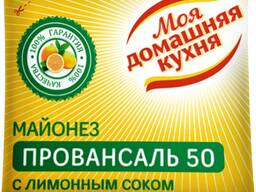 """Майонез """"Провансаль 50"""" с лимонным соком"""