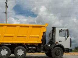 МАЗ 5516 20 тонн
