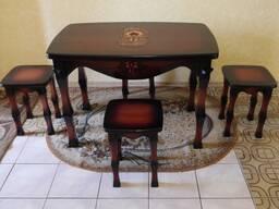 Мебель из массива дерева по индивидуальному заказу