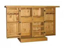 Мебель из массива в стиле кантри