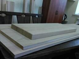 Мебельный щит из дуба сорт ВС *40*600*2030
