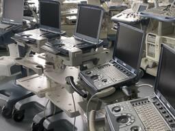 Медицинская техника и комплектующие для сервиса УЗИ