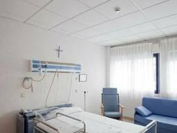 Медицинские подвесные потолки