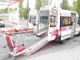 Аренда медицинского транспорта для инвалидов