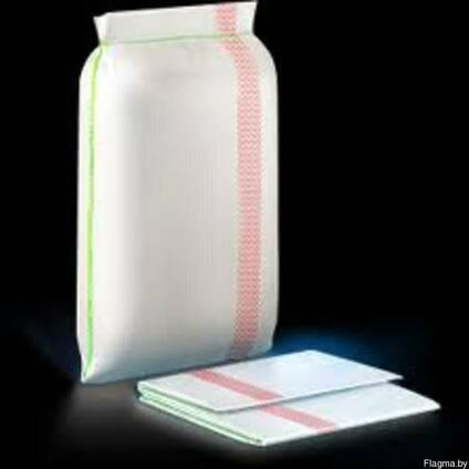 Мешки полипропиленовые/ мешки с прошитым верхом