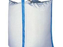 Мешок полипропиленовый биг бэг светлый б/у 1 тонна
