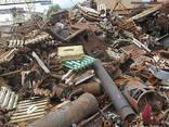 Металл, металлолом, железо, лом чермета в Витебске - фото 1