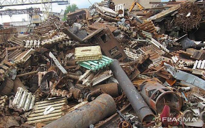Металл, металлолом, железо, лом чермета в Витебске