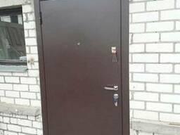 Металлические двери | не стандарт | с тепло изоляцией