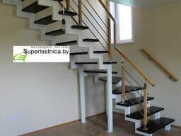 Металлические лестницы №22