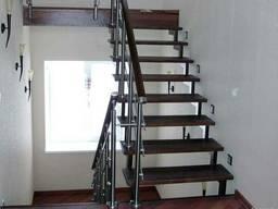 Металлические лестницы по индивидуальному заказу по всей РБ