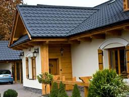 Металлочерепица Прушинский (Польша)
