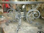 Металлоконструкции для мебели - фото 5