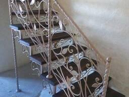 Ворота, лестницы, навесы, монгалы, беседки