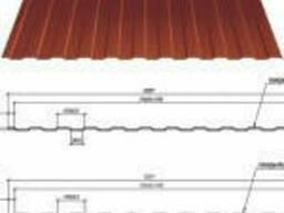 Рулька листового металла с полимерным покрытием, лист окрашенный 8017, лист 6005, лист. ..