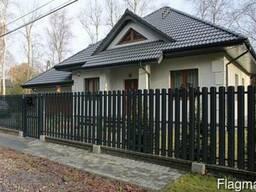 Металлоштакетник, металлический забор купить в Пинске!