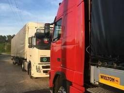 Международные грузоперевозки Польша-Беларусь