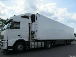 Международные перевозки грузов рефрижераторами(Крюки Мясник)
